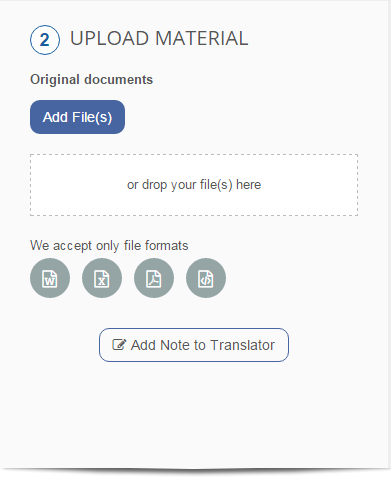Submit a document